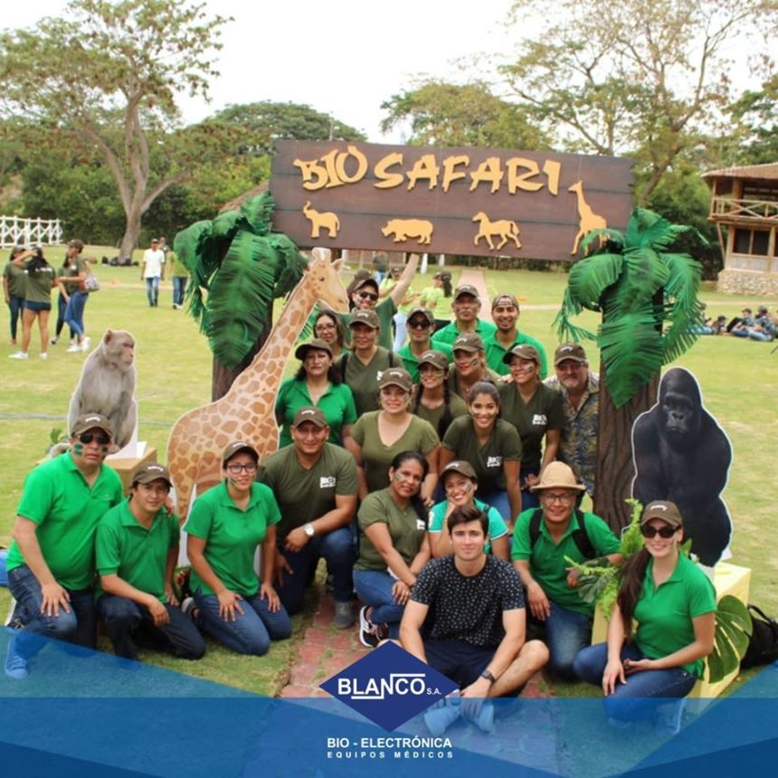 Biosafari Team